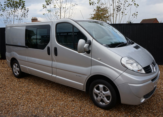 Minibus Sales - New & Used Minibuses for Sale